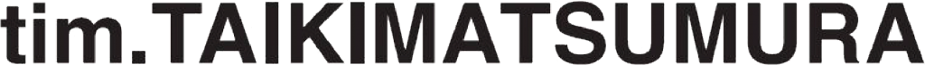 14_tim.のロゴ
