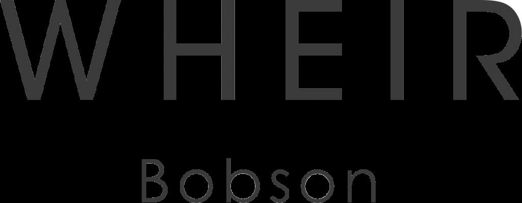 18_WHEIR bobsonのロゴ