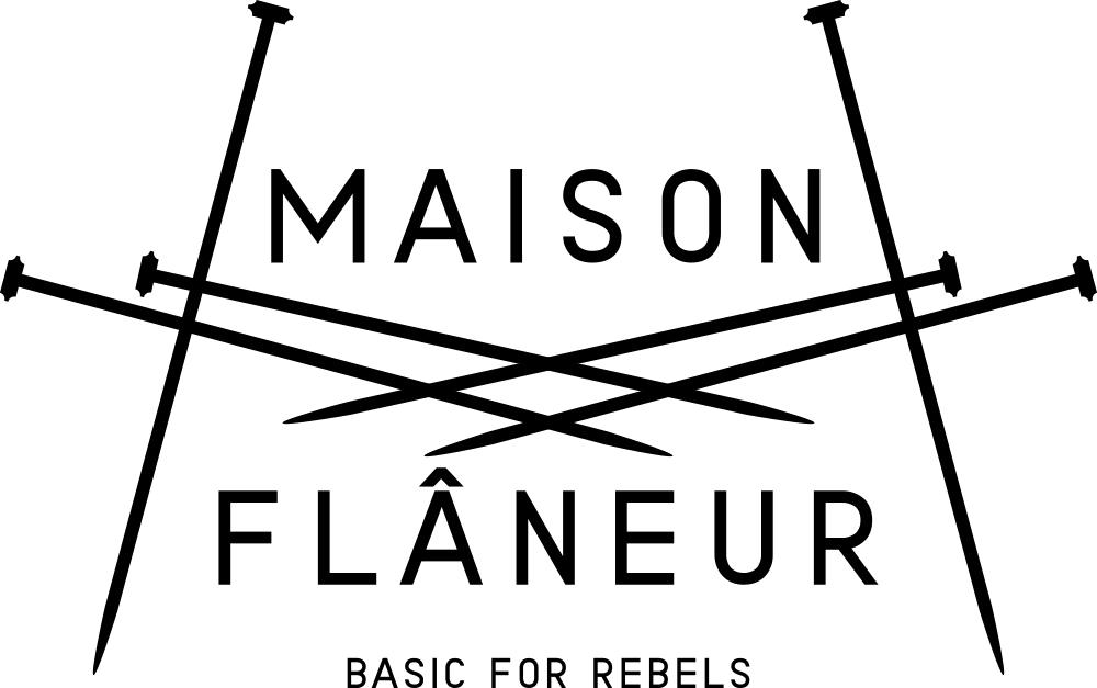 7_MAISON FLANEURのロゴ