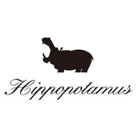 6_HIPPOPOTAMUSのロゴ