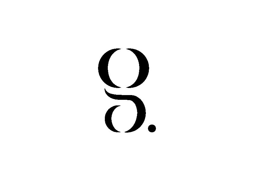 g.のロゴ