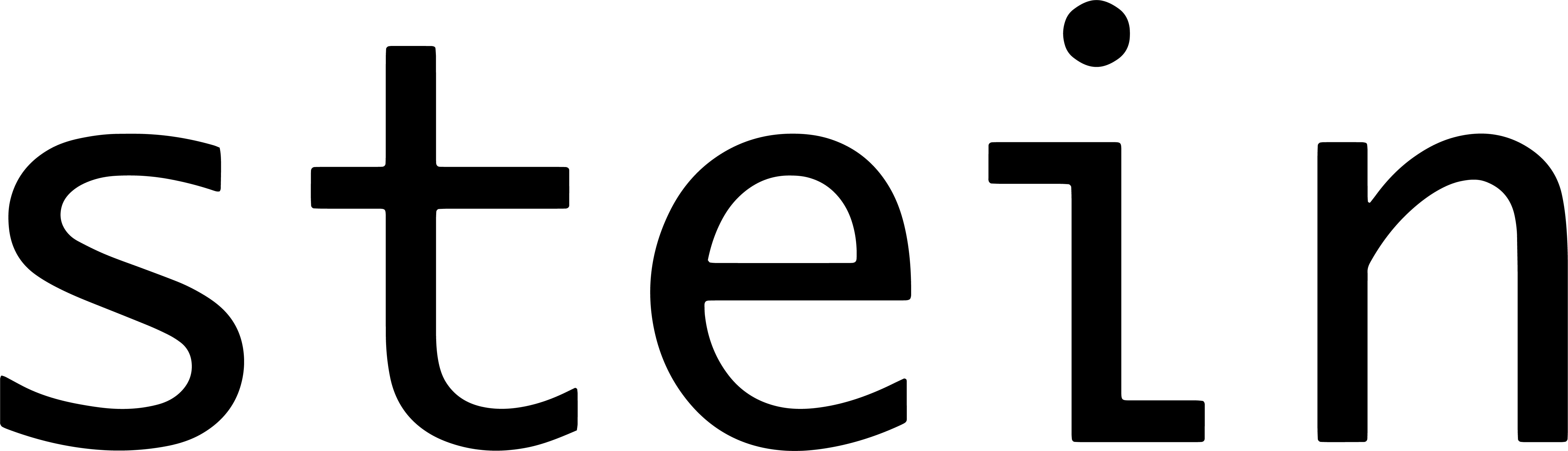 steinのロゴ