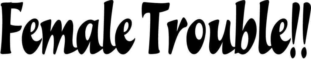 FEMALE TROUBLEのロゴ